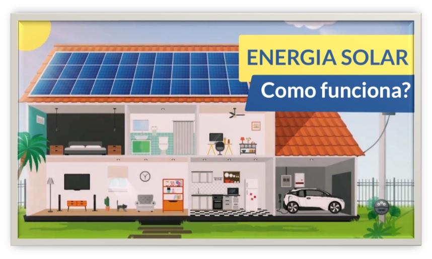 Como Funciona Energia Solar Fotovoltaica W28 Engenharia