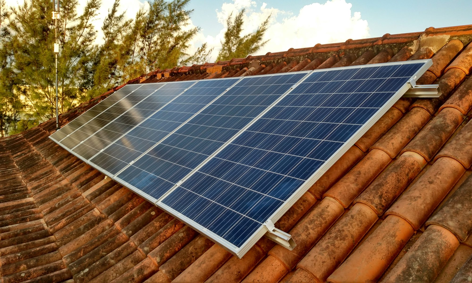 Showroom Energia Solar Modulos Fotovoltaicos W28 Engenharia