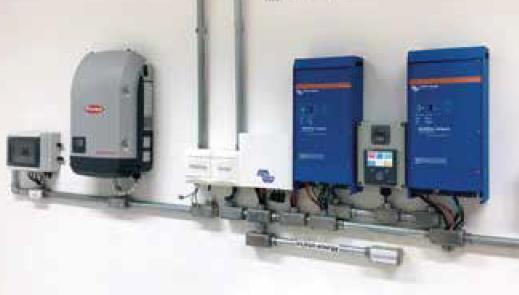 W28 Engenharia - Solução Híbrida - Configuração HUB 2 - Instalação Empresarial