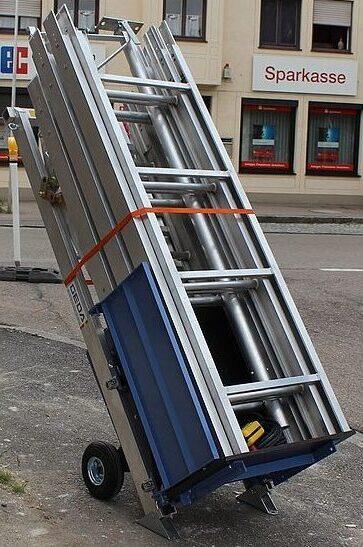 GEDA Lift - Desmontado